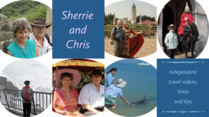 link to Sherrie and Chris Travel Videos website
